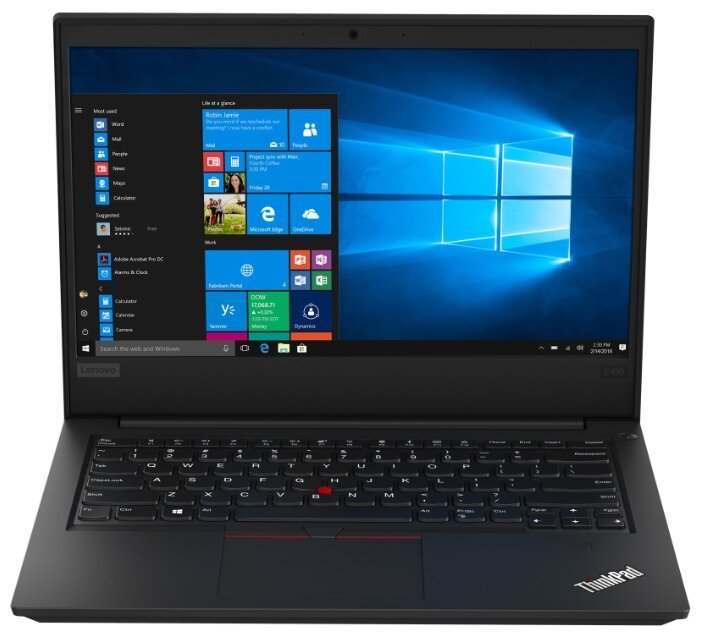 Ноутбук Lenovo ThinkPad Edge E495