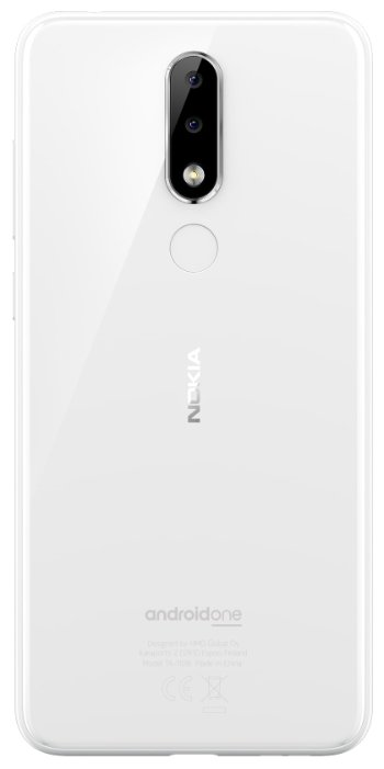 Смартфон Nokia 51 Plus Android One
