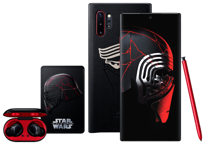 Смартфон Samsung Galaxy Note 10+ Star Wars Special Edition