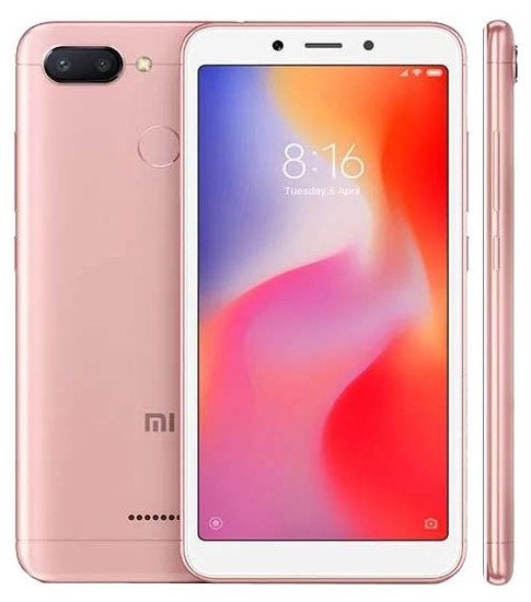 Смартфон Xiaomi Redmi 6 3/64GB