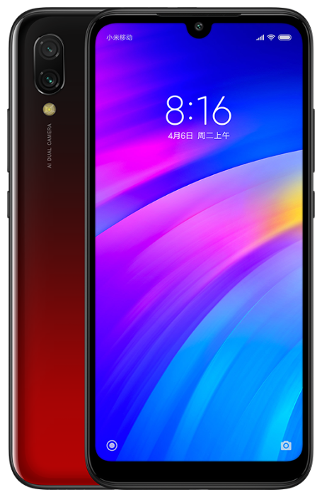 Смартфон Xiaomi Redmi 7 3/32GB