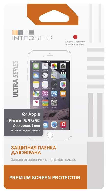 Пленка InterStep для Apple iPhone 5/5S/5C