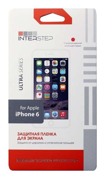 Пленка InterStep для Apple iPhone 6