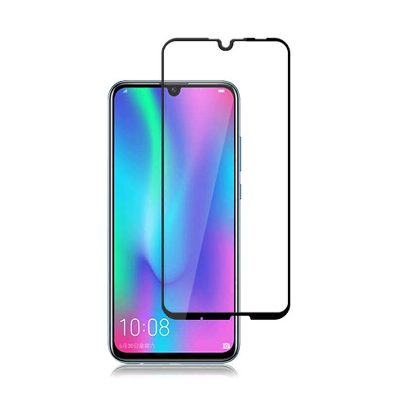 Защитное стекло Blueo 2.5D Silk Full Cover HD Glass для Samsung Galaxy A30 (2019) Black