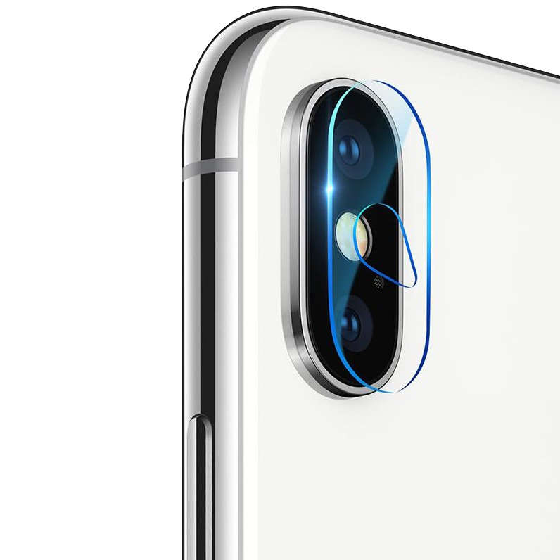 Защитное стекло для камеры iPhone X/XS/XS Max Baseus Camera Lens Glass Film SGAPIPH65-JT02