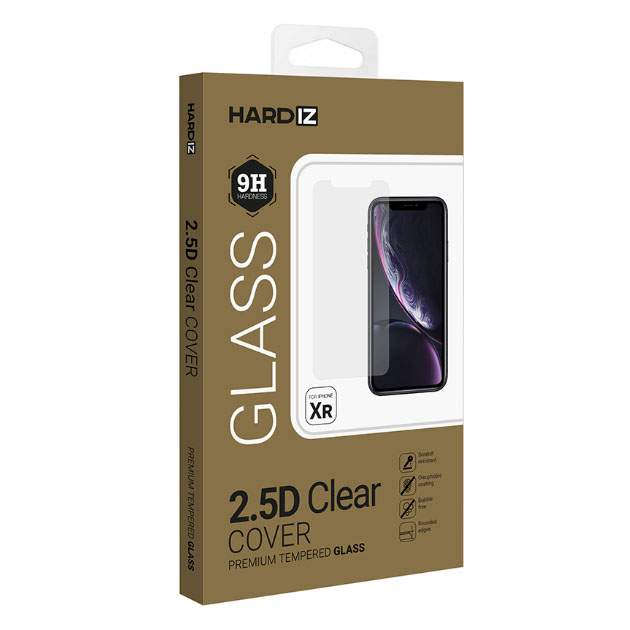 Защитное стекло Hardiz 2.5D Clear Cover Premium Glass для iPhone Xr Transparent