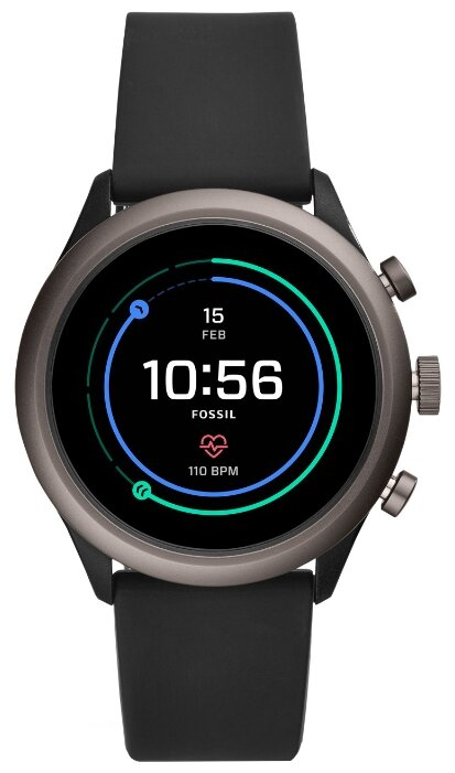 Часы FOSSIL Gen 4 Sport Smartwatch 43mm