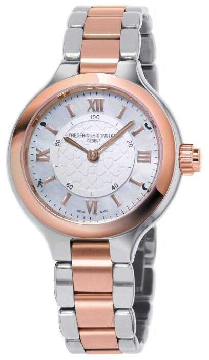 Часы Frederique Constant Horological Delight Notify FC-281WH3ER2B