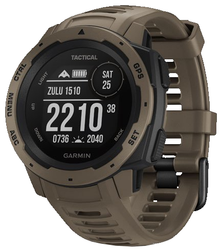 Часы Garmin Instinct Tactical