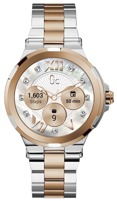 Часы Gc Structura Connect Ladies (stainless steel)