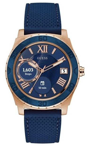 Часы GUESS Connect Ace (silicone)