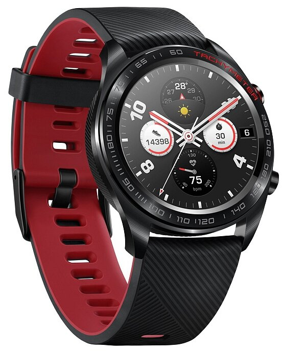 Часы HONOR Watch Magic (stainless steel silicone strap)