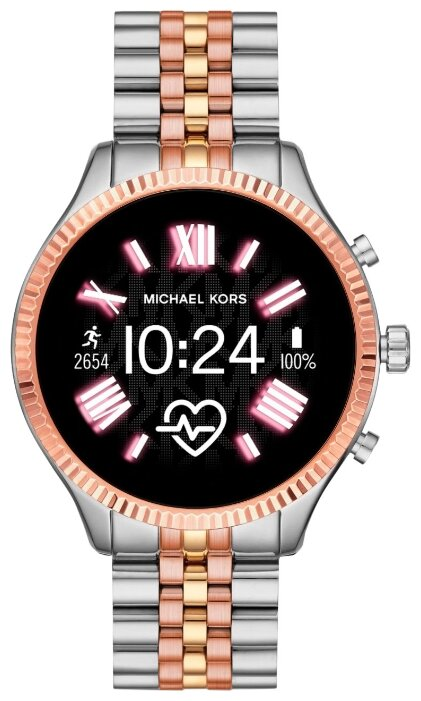 Часы MICHAEL KORS Access Lexington 2 Tri-Tone