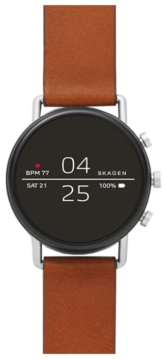 Часы SKAGEN Falster 2 (leather)
