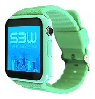 Часы Smart Baby Watch SBW 2