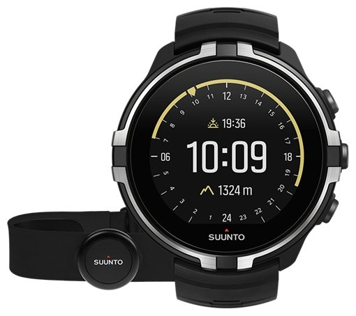 Часы SUUNTO Spartan Sport wrist HR Baro with Belt