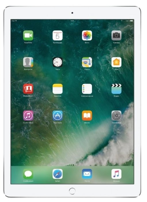 Планшет Apple iPad Pro 129 (2017) 512Gb Wi-Fi + Cellular