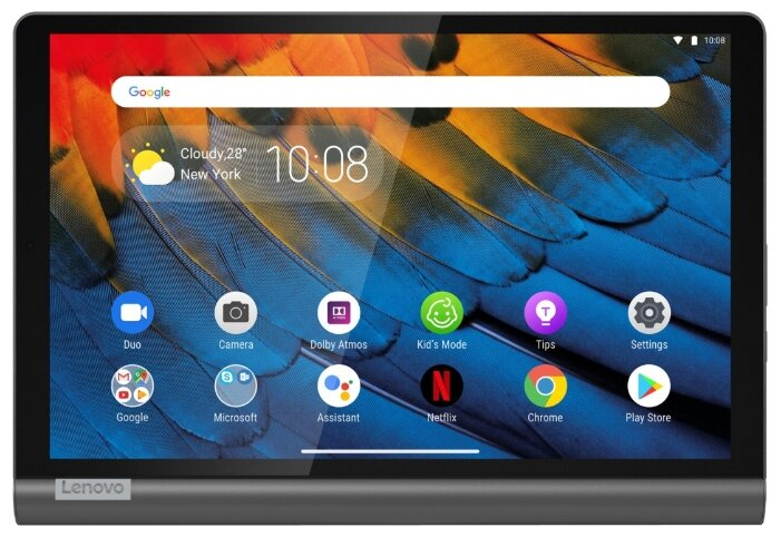 Планшет Lenovo Yoga Smart Tab YT-X705X 32Gb