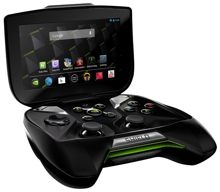 Планшет NVIDIA SHIELD Portable 16Gb
