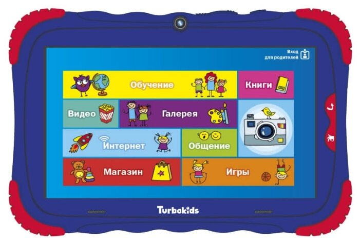 Планшет TurboKids S5 16Gb
