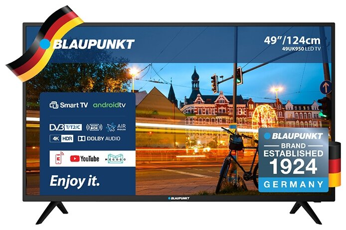 "Телевизор Blaupunkt 49UK950T 49"" (2019)"