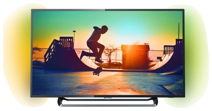 "Телевизор Philips 50PUS6262 495"" (2017)"