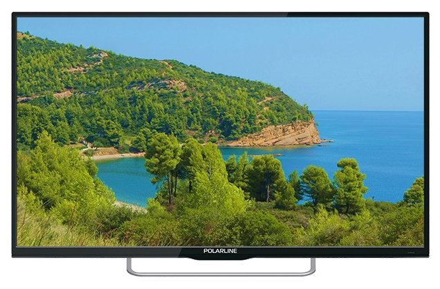 "Телевизор Polarline 43PL51TC-SM 43"" (2018)"