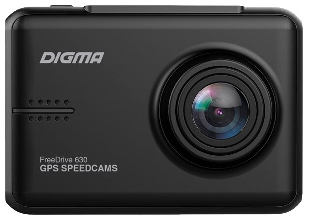 Видеорегистратор DIGMA FreeDrive 630 GPS SPEEDCAMS GPS