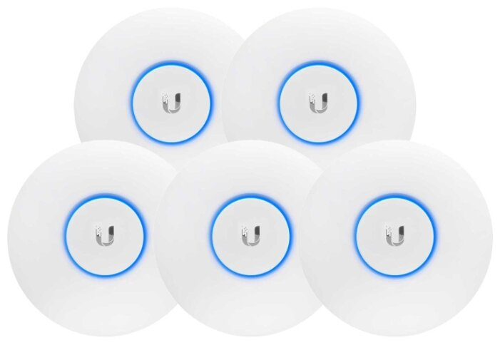 Wi-Fi точка доступа Ubiquiti UniFi AC Lite 5-pack