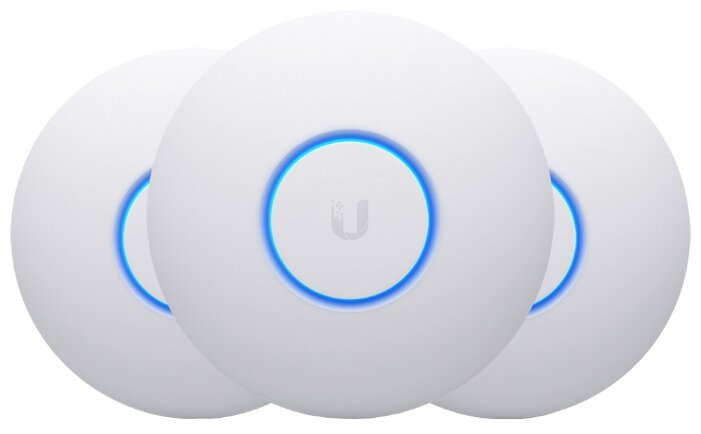 Wi-Fi точка доступа Ubiquiti UniFi nanoHD 3-pack