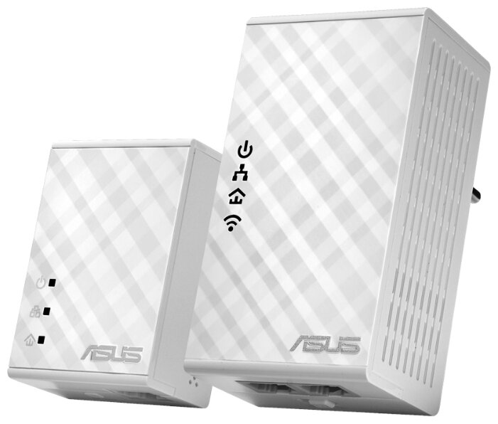 Wi-Fi+Powerline адаптер ASUS PL-N12