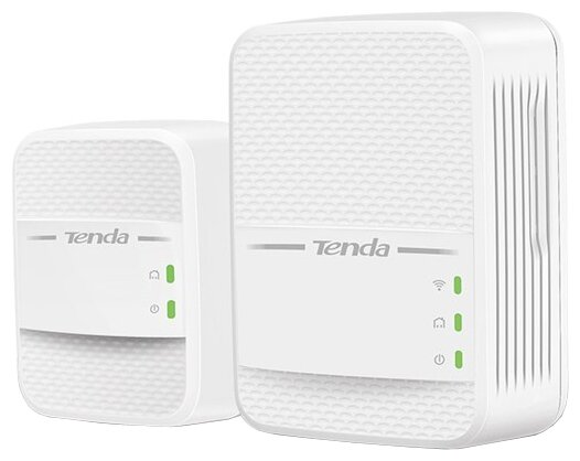 Wi-Fi+Powerline адаптер Tenda PH10