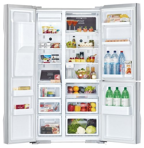 Холодильник Hitachi R-M702GPU2GS